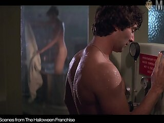 Nude scenes less hot celebs from the Halloween franchise
