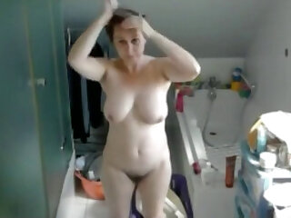 My girlfriend's firm, proud tits make me soo horny.