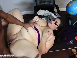 Detention Dicking - Emma bailey teacher chubby