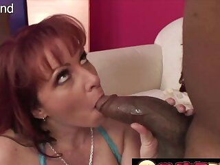 Blarney hungry sluts handsome hard black dicks in mouth together with perform amazing blowjobs