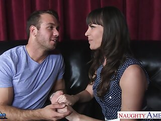 Remarkably wild doggy pounding is what soiled pussy be proper of Dana DeArmond needs