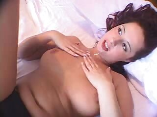 Super MILF Daria Be turned off by gets her nuisance fucked by a large moonless dick