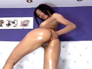 Latina Masturbating Webcam Faithfulness 2 Oil